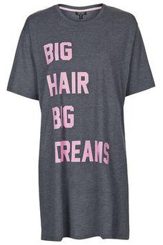 Topshop - Big hair big dreams x @gtl_clothing #getthelook http://gtl.clothing