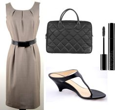"""""""A Day In The Office"""" by closetdash on Polyvore"""