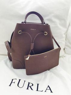 My Furla bag luv it