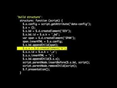Best of Fluent 2012: Eight Simple Rules for Running Your JavaScript on My Page - YouTube, with Kent Brewster, Web Guy @ Pinterest