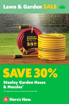 Lawn & GardenSale, on now until May 19. Lawn And Garden, Garden Tools, Gardening, Yard Tools, Horticulture