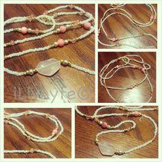 Healing waist bead