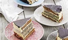 Francúzska maková torta plná medu: Urobte si kaviareň ako na Eiffelovke!