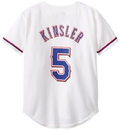 Ian Kinsler Texas Rangers Replica Jerseys