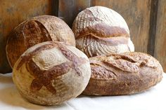 Sourdough Baking Courses. It's time to learn to bake real bread!