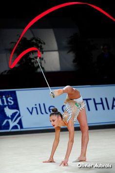 Aleksandra Soldatova (Russia) won silver in all-around at World Cup (Guadalajara, Spain) 2016