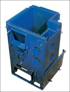 Voi valita hellan boilerin erikoiskäsiteltynä, eli 880 asteisessa uunissa se muuttuu lasikeramoiduksi, jolloin tehdastakuu korroosiota vastaan on jopa 8 vuotta !