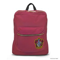 Gryffindor™ Lined Backpack | Accessories | Warner Bros Studio Tour London.... Ooh want this for my b day *hint* *hint*