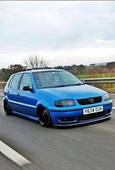 VW Polo 6n2