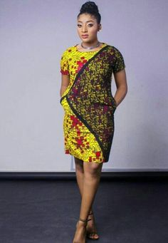 The complete pictures of latest ankara short gown styles of 2018 you've been searching for. These short ankara gown styles of 2018 are beautiful African Fashion Designers, African Inspired Fashion, Latest African Fashion Dresses, African Print Dresses, African Dresses For Women, African Print Fashion, Africa Fashion, African Attire, African Wear