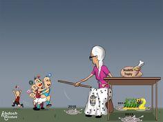 كاريكاتير هاي كورة  كيف سيبدأ الدوري الايطالي