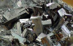 Pyrolusite, (MnO2)