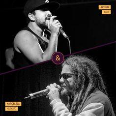 """""""Arthur Xará + Marceleza = Aloha Music ☀🌙 23/06 ~ 22:00 ~ London Pub"""""""