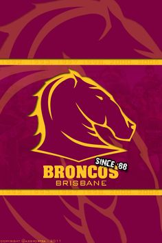 Brisbane broncos wallpaper sports graphic nrl pinterest brisbane broncos wallpaper 2014 google search voltagebd Image collections