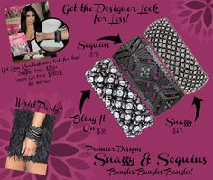 BE A SMART GIRL! Get new arm candy and so much more for FREE!) So on trend. and you can do it for far less (even if you buy/order outright) than designer with Premier Jewelry! Premier Jewelry, Premier Designs Jewelry, Jewelry Design, Jewelry Ideas, Designer Jewelry, Jewelry Box, Jewelry Making, Scarf Jewelry, Fine Jewelry