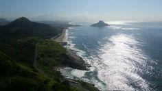mirante do caeté - vista das praias da macumba, pontal, recreio e barra