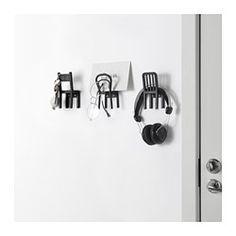 FJANTIG Akasztó, fekete - IKEA