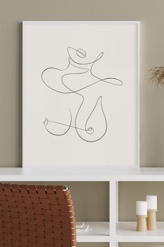 Printable scandinavian wall art feminine print nude abstract body line art one line illustration single line continuous line. Outline Drawings, Art Drawings, Minimal Drawings, Above Bed Decor, Female Drawing, Bedroom Art, Master Bedrooms, Abstract Line Art, Line Illustration