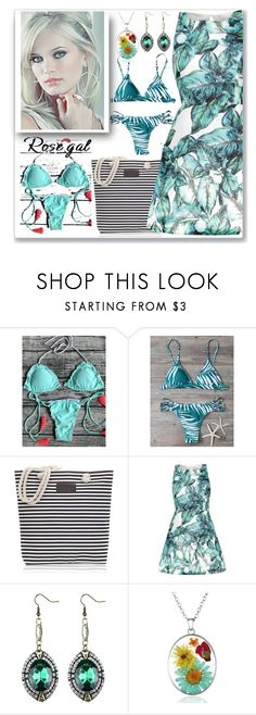 """Rosegal-80"" by ane-twist ❤ liked on Polyvore"