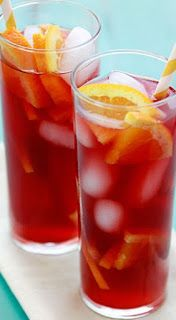 Green Tea with the Fruity Twist! Low Calorie & Healthy Summer Drink!: Green Tea with the Fruity Twist!!! Low Calorie & H...