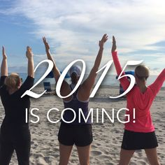 Wishing all of you a happy, healthy 2015! - Vita Vie Retreat