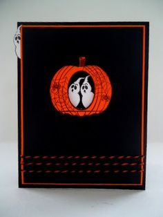 Prickley Pear Rubber Stamps: Mini Owls 2 Clearly Beautiful Stamp Set, Pumpkin Die