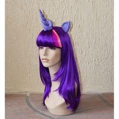 My Little PonybWig. Can do w/o the horn and ears, I just want the wig.