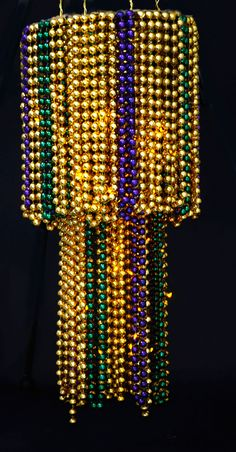Did you go toany Mardi Gras parades this year?Ifso, you probably brought homelots of Mardi Gras beadsalong with your great memories....