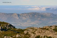 More views from Table Mountain