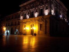 Palazzo Vermexio (municipio di Siracusa) uno dei tanti capolavori del barocco aretuseo