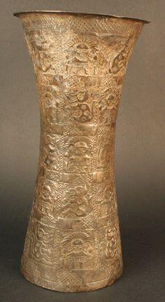 Museo Chileno de Arte Precolombino » Vaso