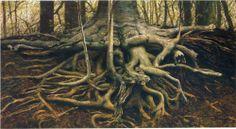 Roots - Jamie Wyeth