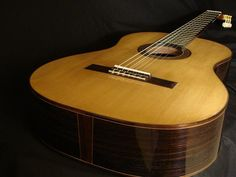 O'Brien Custom Built Guitars of Parker, Colorado. Robbie O'Brien teaches at the Colorado School of Lutherie.