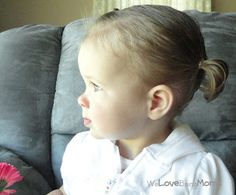 30 Toddler Girl Hairstyles with pictures. I love some of these, but its so hard to get Daphne to sit still so.I can do her hair!