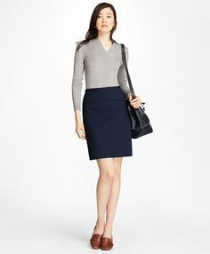 Silk-Cashmere Shawl-Collar SweaterGrey
