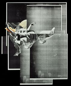 Collages by Office Supplies Incorporated  Title: Philosophical Fragments by Søren Kierkegaard