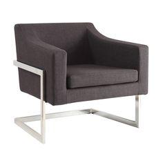 Zachary Contemporary Arm Chair & Reviews   AllModern