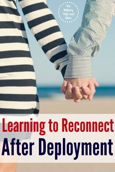 Have a service member returning from a military deployment? Here are the best tips that helped me reconnect with my spouse after homecoming!