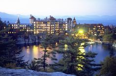Mohonk Mountain House, NY--My Obmil