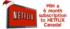 Netflix Subscription for the Holidays