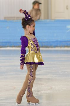 Ice Skating Cup by Дмитрий Муравьев - this one's for my Babs for shure!!!! Lilac and gold, her faves !!!!!