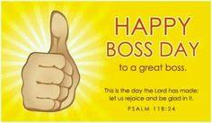 boss day 2018