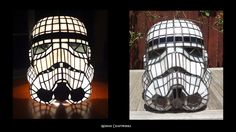 STAR WARS Fans, You Really Need This Stormtrooper Lamp