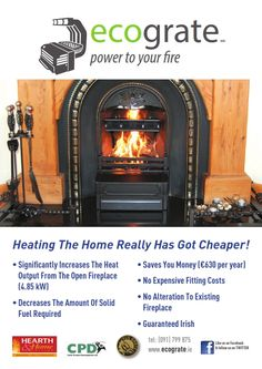 is not like conventional It has some special qualities. Read an informative article in the link below to know the details… Open Fireplace, Open Fires, Stoves, Hearth, Home Appliances, Link, Cozy Nook, House Appliances, Home