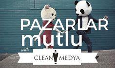 Mutlu Pazarlar... #pazar #mutlupazar #cleanmedya