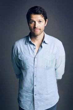 Amazing Misha. Photography by MJ Kim  *Whimpers*