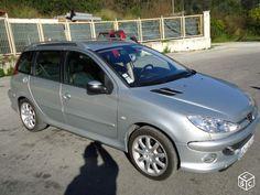 Peugeot 206 sw 1.6hdi 110ch Clim da ve ja cd CT.Ok