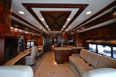 Monaco is one of the industry leaders in luxury RVs, and the all-new 2015 Dynasty is their most ambitious creation yet. It features an all-new Roadmaster ...
