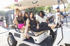 Fifth Harmony Shares Behind-the-Scenes Pics from Their Candie's Photo Shoot – Plus a Sneak Peek of Their Campaign Song