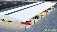 União-park-06 - Projeto criado para a Empresa montadora de Coberturas